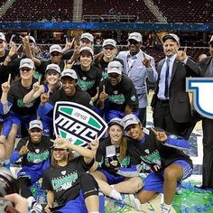 Congratulations on a historic season #UBuffalo! We are forever proud of our Bulls! Thank you to everyone who supported our squad. What a dance!  #UBDancing