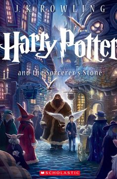 Harry Potter new covers