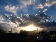 -) Heart-stopping Tuttle Oklahoma, Beautiful Things, Real Estate, Clouds, Sky, Sunset, Heart, Places, Photos