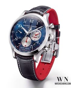 Baume & Mercier Capeland Shelby® Cobra Limited Edition