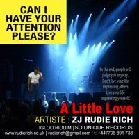 RUDIE RICH - A LITTLE LOVE | PLEASE MYSELF | IGLOO RIDDIM by Rudie Rich on SoundCloud