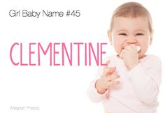 baby name:Clementine