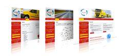 Geodi Express #web #design #portfolio Design Web, Bar Chart, Web Design, Bar Graphs, Design Websites