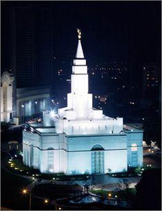 Recife Brazil Temple. #LDS #LdsTemple