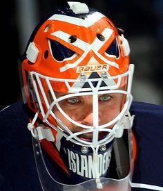 NHL Goalie Masks By Team | NHL Goalie Masks by Team ('09-'10) - Martin Biron | Sports Illustrated ...
