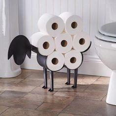16 really cool ways to make toilet paper in the bathroom .- 16 wirklich coole Möglichkeiten, um Toilettenpapier im Badezimmer zu lagern – Dekoration De 16 really cool ways to store toilet paper in the bathroom kitchens # - Paper Roll Holders, Toilet Paper Roll Holder, Toilet Paper Storage, Unique Toilet Paper Holder, Diy Casa, Bathroom Toilets, Bathroom Closet, Bathroom Storage, Bathroom Ideas