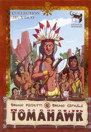 Tomahawk -  Jeu à 2 Contrôle de territoires par les Indiens
