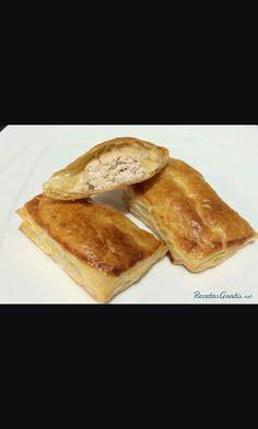 Pastel de pollo facil y delicioso http://www.pequerecetas.com/receta/pastel-de-pollo-facil/