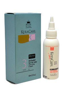 keracare dry & itchy scalp anti-dandruff spot itch lotion by avlon 2 oz