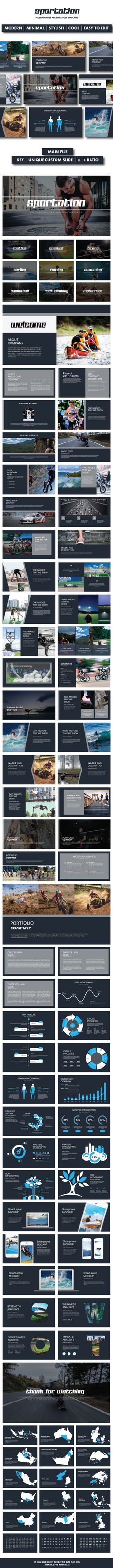 Sportation Keynote Templates - Keynote Templates Presentation Templates Professional Powerpoint Templates, Business Powerpoint Templates, Powerpoint Presentation Templates, Keynote Template, Graphic Design Templates, Graphic Design Art, Typography Design, Presentation Slides, Presentation Design