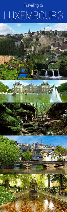 One of the Europe's smallest sovereign states is The Grand Duchy of Luxembourg. The north part of the country is blessed with greenery and hills.  #Luxembourg