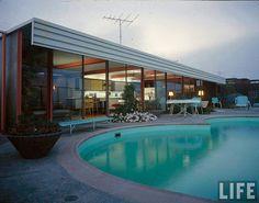 Architects: A. Quincy Jones & Frederick E. Emmons / Photographer - J R Eyerman