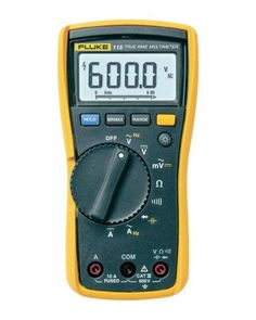 Fluke 115 Compact TrueRMS Digital Multimeter >>> Read more reviews of the product by visiting the link on the image.