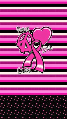 Dazzle my Droid: breast cancer awareness month wallpaper collection