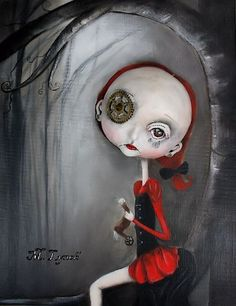 michele lynch dolls | about the art title penelope media 11 x 14 dimensions 11 x 14 date of ...