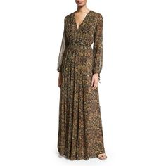 Torn by Ronny Kobo day dresses - Ronny Kobo Louisiana georgette dress in tapestry print