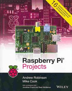 Learn to build software and hardware projects featuring the Raspberry Pi! Raspberry Pi represents a new generation of computers that encourages the user to play and to learn and this unique book is ai