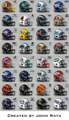 Star Wars + National Football League = this poster by John Raya
