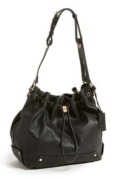 Vince Camuto 'Jill' Drawstring Tote available at #Nordstrom