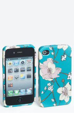 Design Lab 'Wallpaper Floral' iPhone 4 & 4S Case   Nordstrom