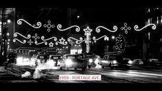 Slideshow of 21 vintage photos of Christmas time in downtown Winnipeg, MB Canada. Photos are 5 seconds in duration and range from the to the Christmas Photos, Vintage Photos, Nostalgia, Canada, Neon Signs, Memories, History, Living Room, Xmas Pics