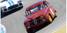 You Have To Be Mad To Race A Saab At The Rolex Monterey Motorsports Reunion