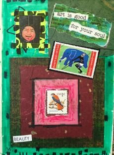 Top Ten Art Therapy Visual Journaling Prompts There is a palette of possibilities when it comes to journaling for health. Published on Nov...