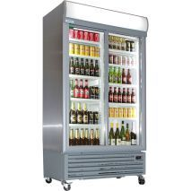Commercial glass sliding 2 door upright bar fridge from South Africa, tropical rated for performance in tough applications and high humidity. Bar Refrigerator, Door Bar, Wine Storage, Sliding Doors, Commercial, Glass Door, Game Room, Liquor Cabinet, New Homes