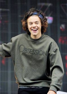 Obsession definition- What I have for Harry Styles