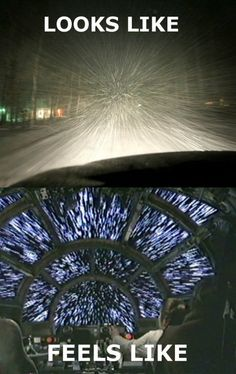 When It Snows or Rains While Driving..ohio weather at times.