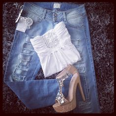 Outfit♥♥I just wish I could wear it!