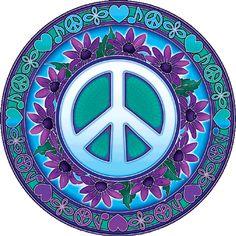 pretty peace
