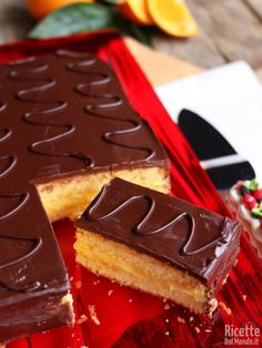 Torta fiesta fatta in casa Torte Cake, Plum Cake, Pastry Cake, Love Chocolate, Dessert Bars, Cake Cookies, Delicious Desserts, Cake Recipes, Buffet
