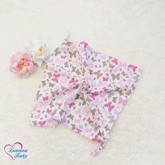Szundikendő, pillangók, pink Luanna, Pink, Pink Hair, Roses