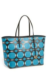 MICHAEL Michael Kors 'Medium Jet Set' Travel Tote