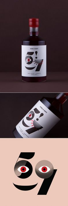 Cinq a Sept Vermouth is a Wine Made With Happy Hour in Mind — The Dieline | Packaging & Branding Design & Innovation News