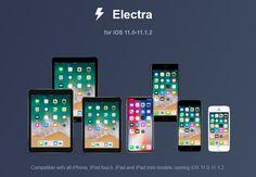 How To Jailbreak iOS 11-11.1.2 Using Electra Jailbreak On iPhone And iPad