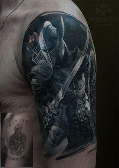 Knight by Olggah.deviantart.com on @DeviantArt