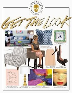 AMANDA FORREST STYLE: Benjamin Moore's Colour Of The Year 2014