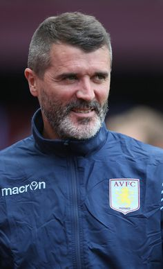 Roy Keane Photos - Roy Keane, the Aston Villa assistant coach looks on during the pre season friendly match between Aston Villa and Parma at Villa Park on August 2014 in Birmingham, England. - Aston Villa v Parma Roy Keane, Assistant Manager, Villa Park, August 9, Aston Villa, Parma, Birmingham