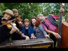 "Tallari ""Viola Turpeinen Tanssit Kiipillä"" - folk music ensemble from Kaustinen, Finland, which hosts the biggest festival of folk music in Scandinavia every year."