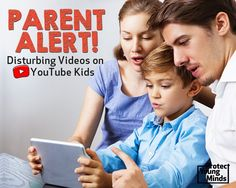 YouTube Kids is making headlines because millions of disturbing videos have been posted and are being viewed unknowingly by #kids. Our screen safety tips can help protect and empower your #kids.