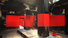 Time-lapse Installation Georges Rousse Part 3