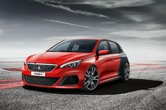 We can finally reveal today's #MTguess was the #Peugeot 308 R concept..here it is!