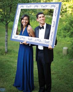 """This Blue-and-White Wedding in Connecticut Was Inspired by a China Pattern 
