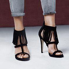 Savannah Miller Shoes; Stilettos, Pumps and Boots