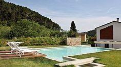 Villa voor 12 personen met privŽzwembad nabij Lucca, Toscane