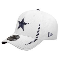 New Era Men's Dallas Cowboys Training Cap Dallas Cowboys Hats, Cowboys Cap, Cowboys Football, Nfl Fans, Professional Football, Texas Rangers, Glove, Caps Hats, Sock