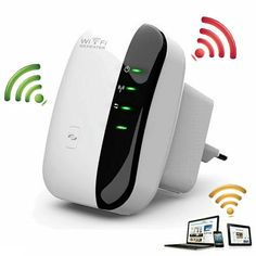 Wireless-N Wifi Extender 802.11n/b/g Network Routers 300Mbps Range Free Shipping