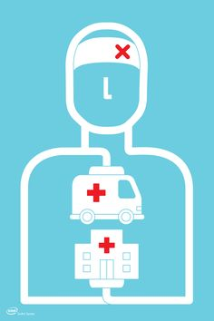Real-Time Medical Data Transfer System Ambulance Communication & Graphic Design by Artist Thomas Ng